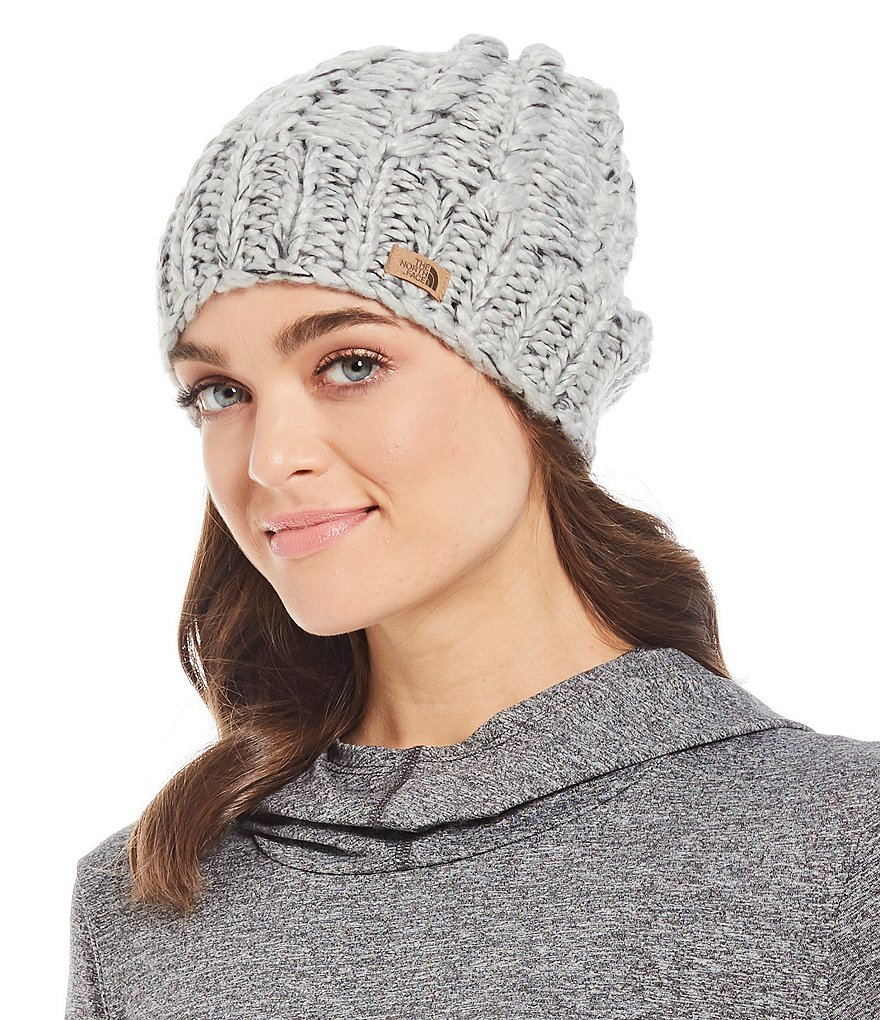 The North Face Ladies' Chunky Knit Beanie