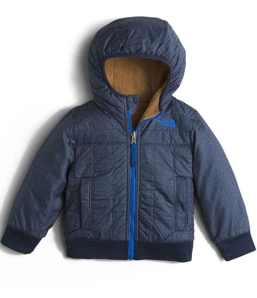 The North Face Little Boys 2T-4T Reversible Yukon Hoodie