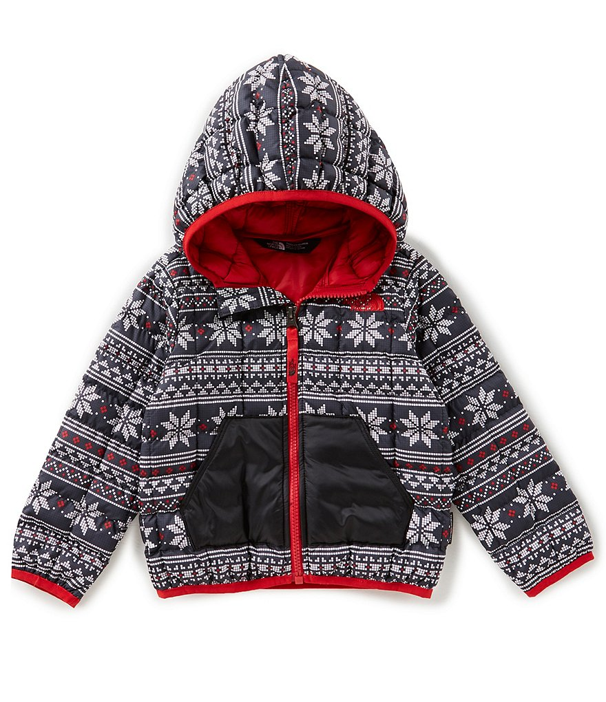 The North Face Little Boys 2T-6T Thermoball Hoodie Jacket