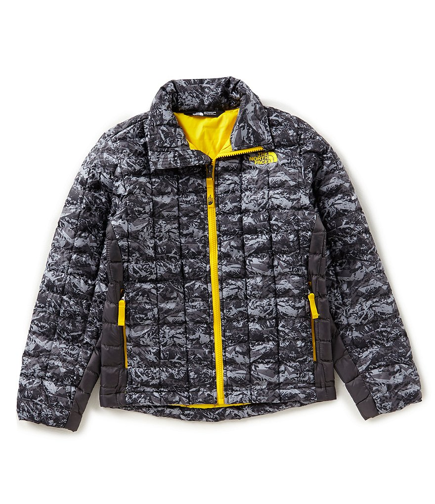 The North Face Little/Big Boys 5-20 Thermoball Full-Zip Jacket