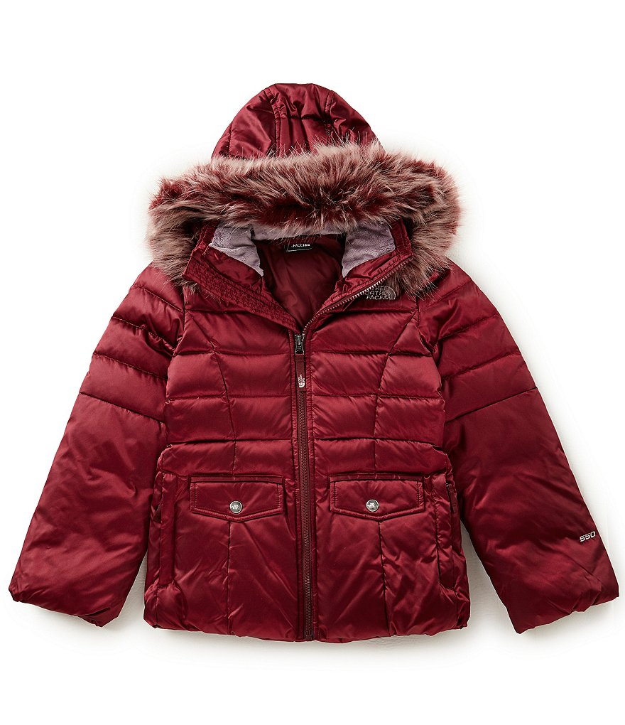 The North Face Little/Big Girls 5-18 Gotham 2.0 Down Jacket
