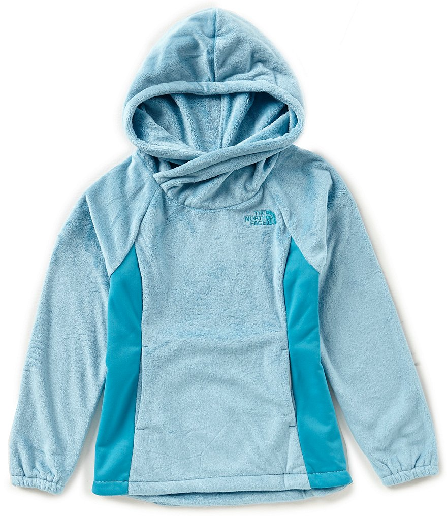 The North Face Little/Big Girls 5-18 Oso Fleece Pullover Hoodie Jacket