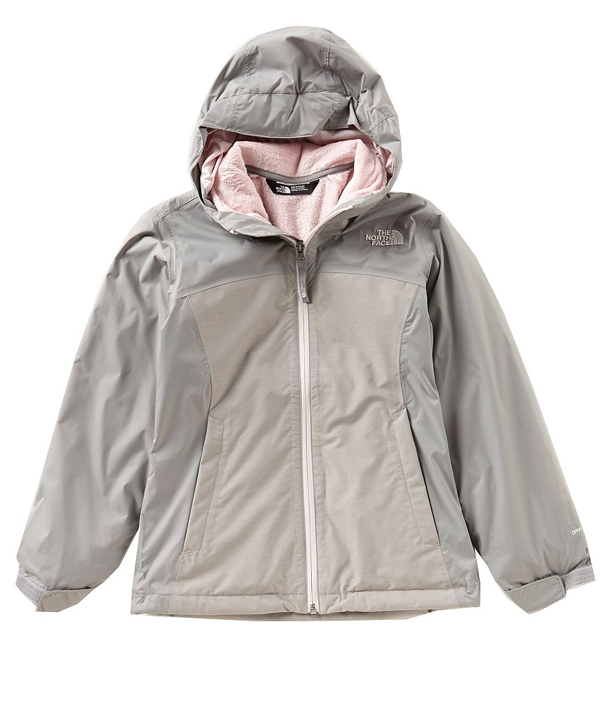 The North Face Little/Big Girls 5-18 Osolita Triclimate Hooded Jacket