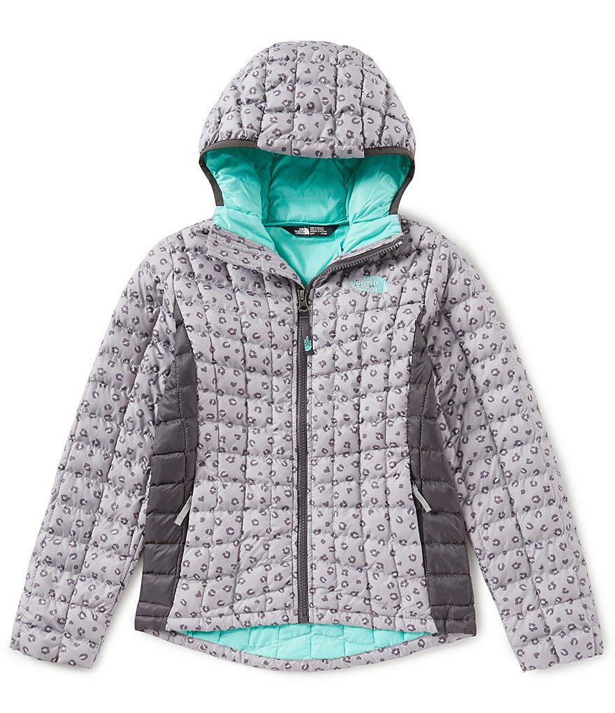 The North Face Little/Big Girls 5-18 Thermoball Hoodie Jacket