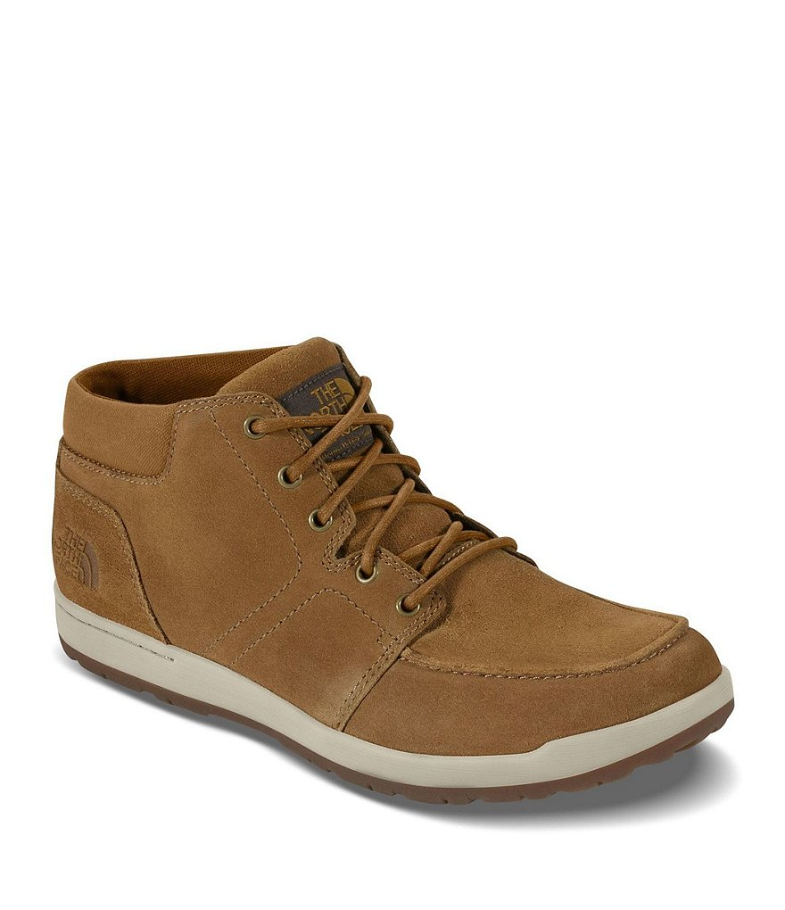 The North Face Men's Ballard EVO Suede Lace Up Chukka Boots