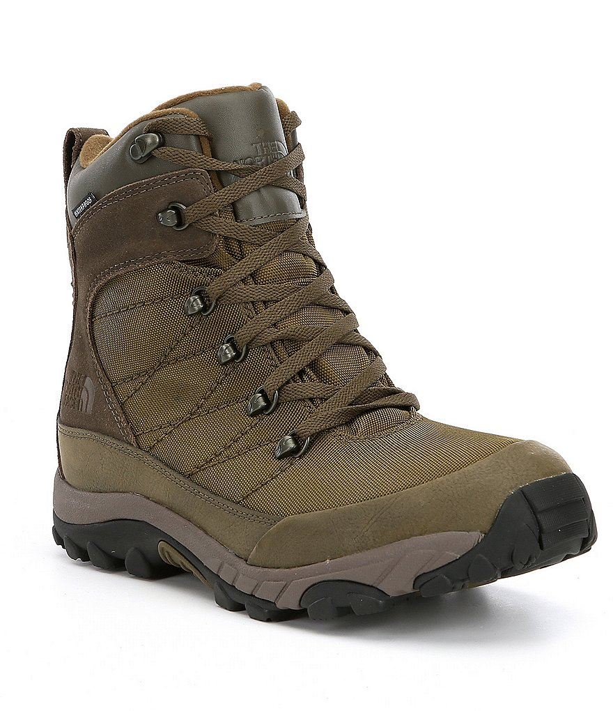The North Face Men's Chilkat Nylon Waterproof Cold Weather Mid Boots