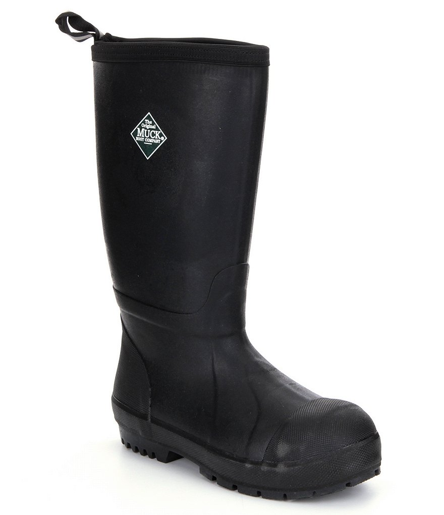 The Original Muck Boot Company® Chore Resistant Waterproof Steel-Toe Boots
