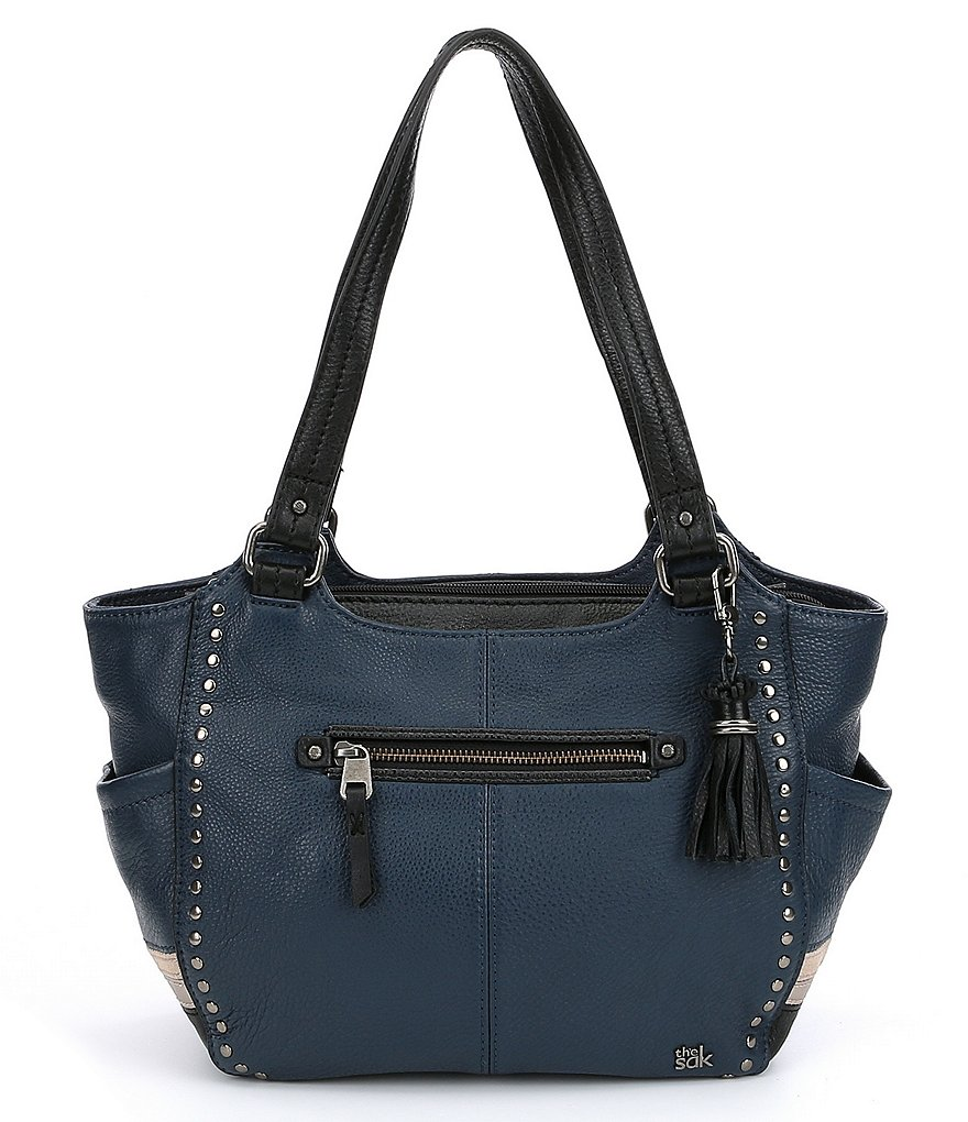 The Sak Kendra Tasseled Satchel