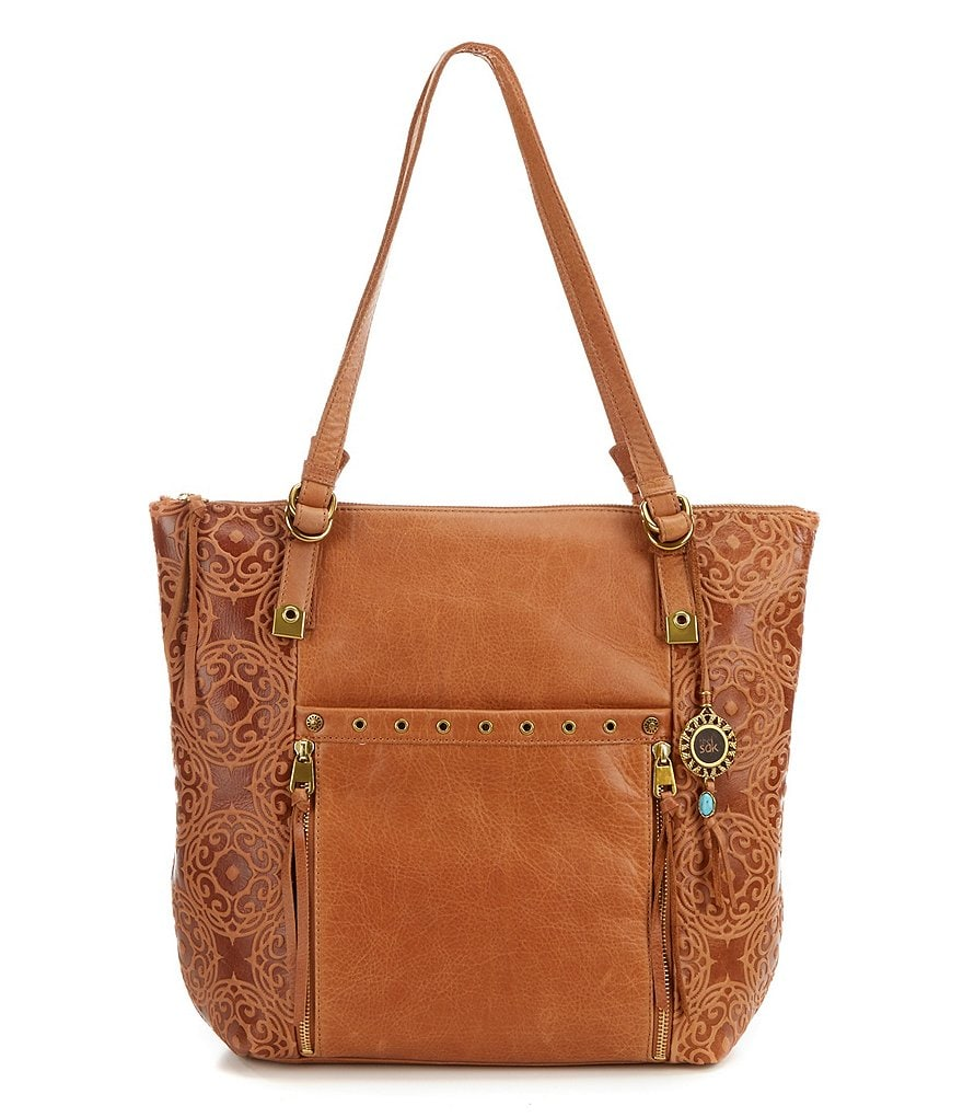 The Sak Ojai Embossed Tote