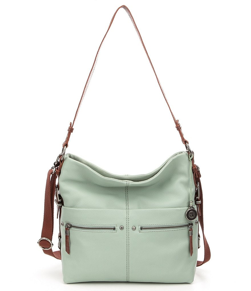 The Sak Sanibel Convertible Bucket Hobo Bag