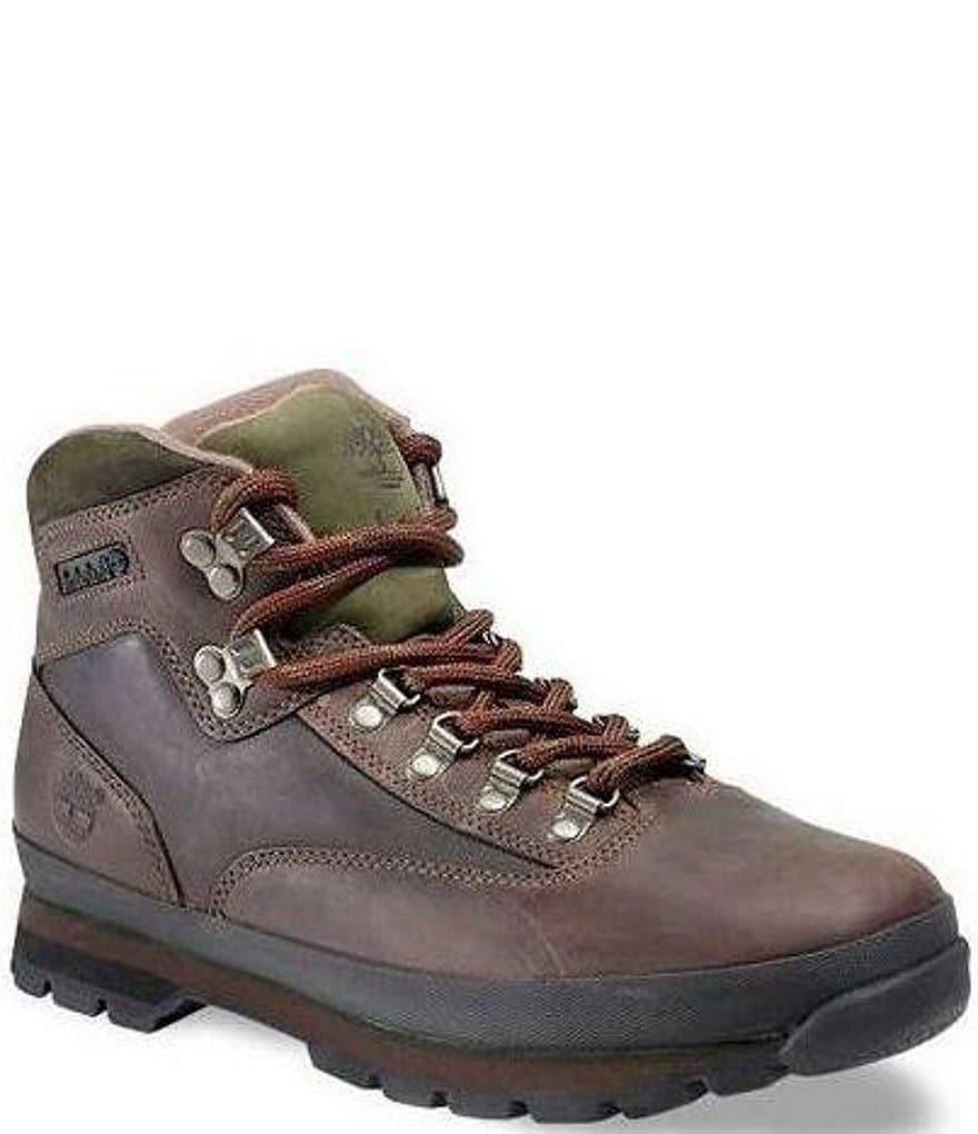 Timberland Men\u0027s double;Euro Hikerdouble; Hiking Boots
