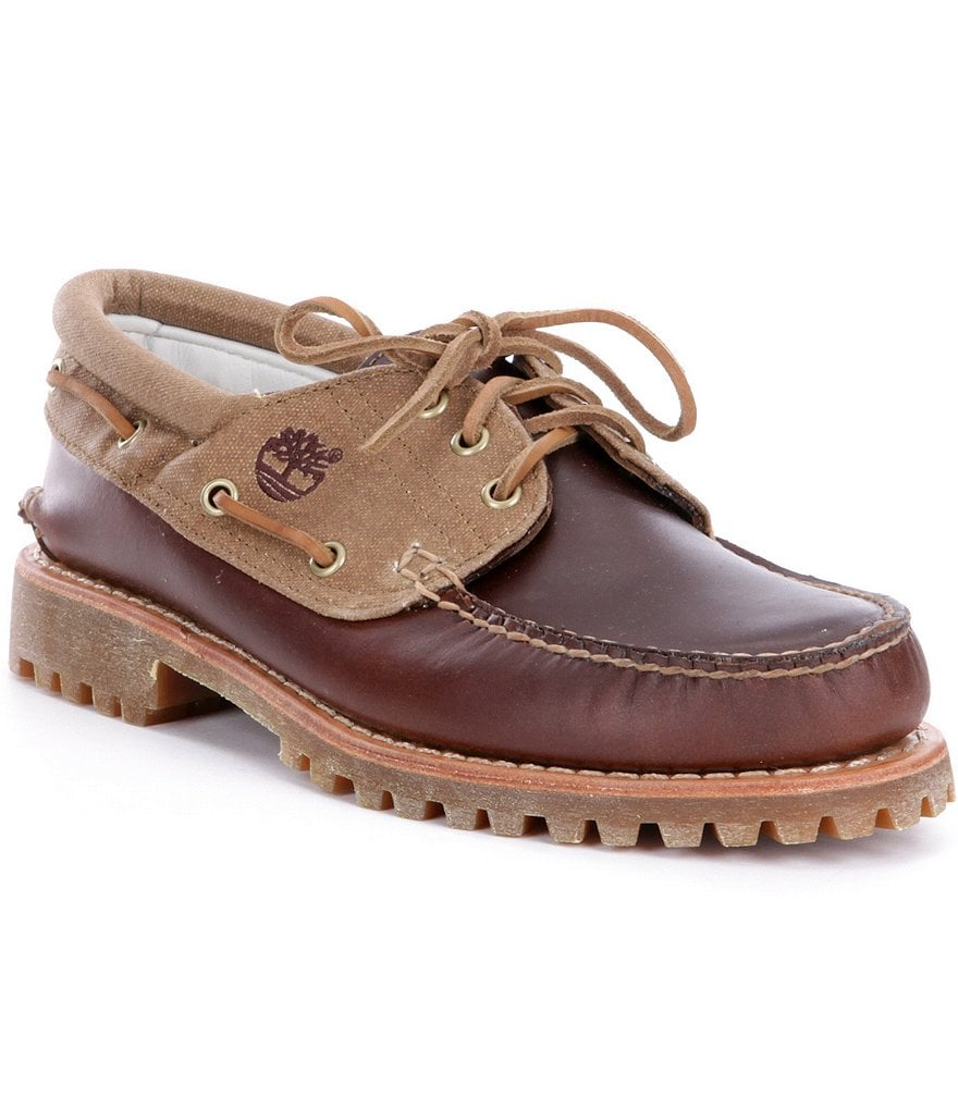 Timberland Men´s Authentics Boat Shoes