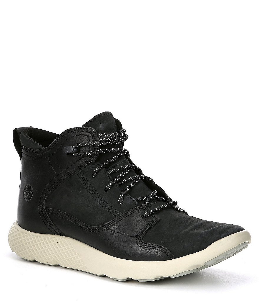 Timberland Men's Flyroam Leather Sneaker Boot