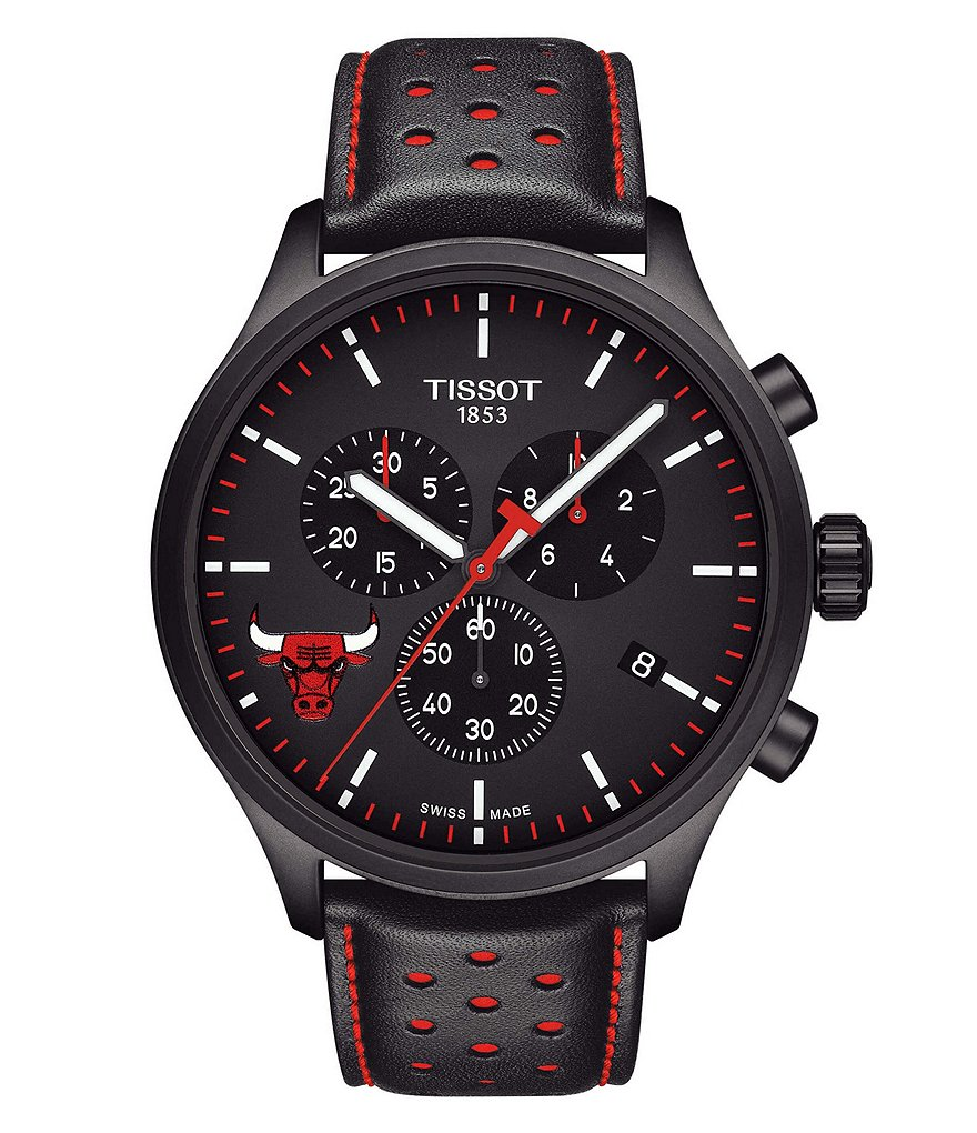 Tissot Chrono XL NBA Special Bulls Edition Watch