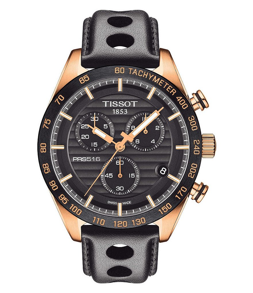 Tissot T-Sport PRS 516 Chronograph & Date Watch