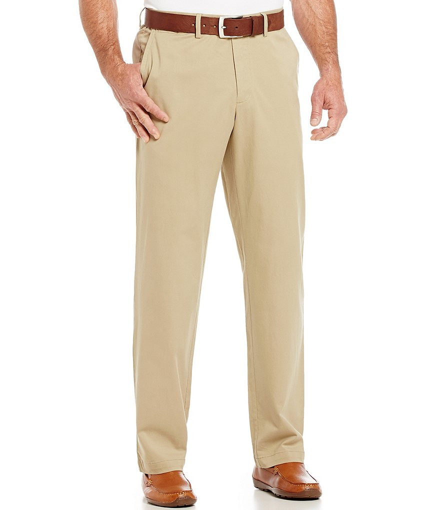 Tommy Bahama Big & Tall Offshore Stretch Flat-Front Pants