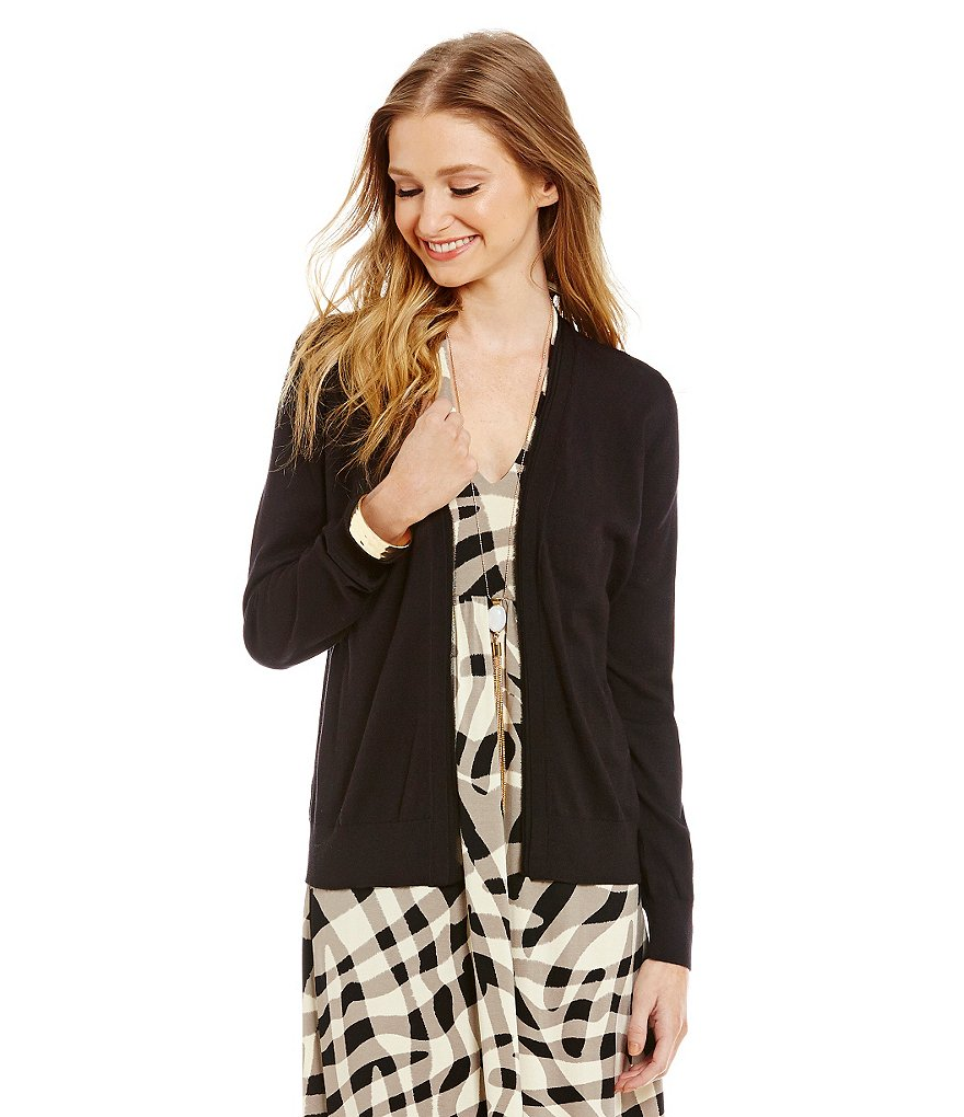 Tommy Bahama Pickford Frayed Cardigan