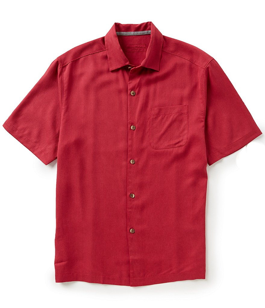 Tommy Bahama Short-Sleeve San Clemente Woven Shirt
