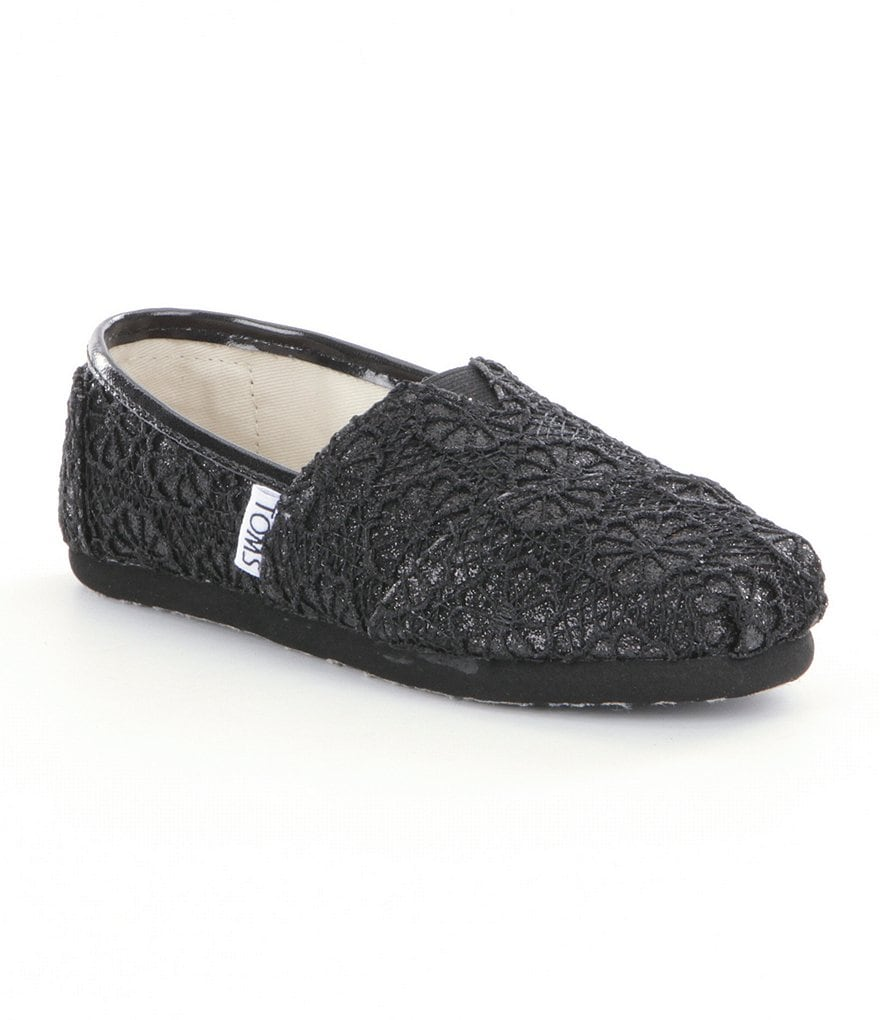 TOMS Alpargata Girls´ Casual Slip-Ons