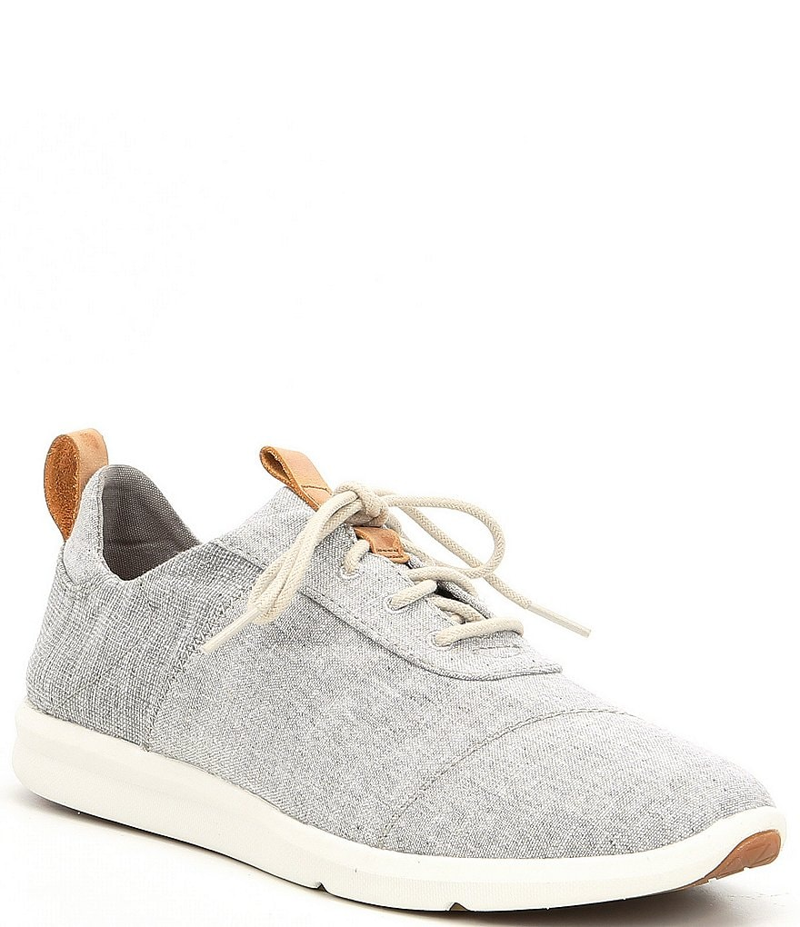 Delray Dot Chambray Sneakers