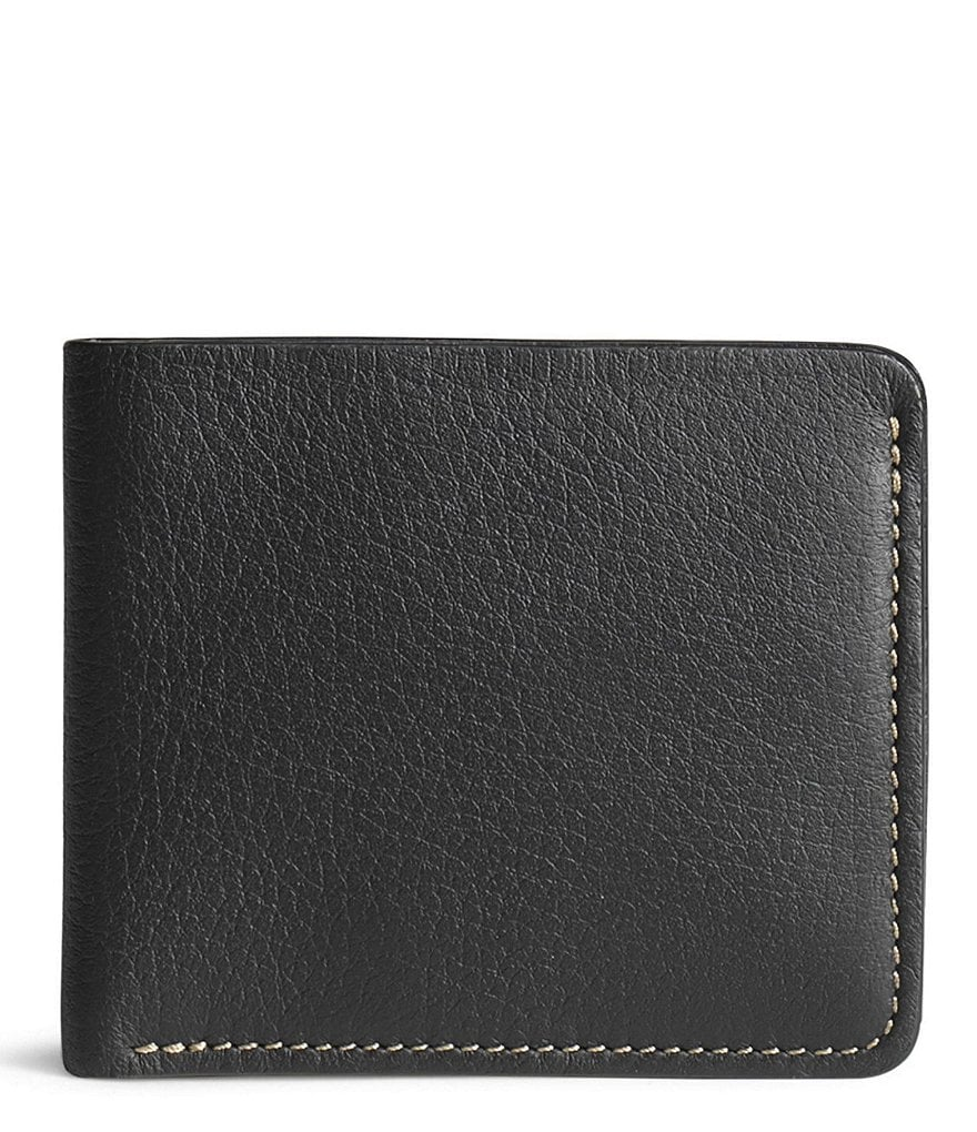 Trask Men's Jackson Norwegian Elk Slim Fold Wallet