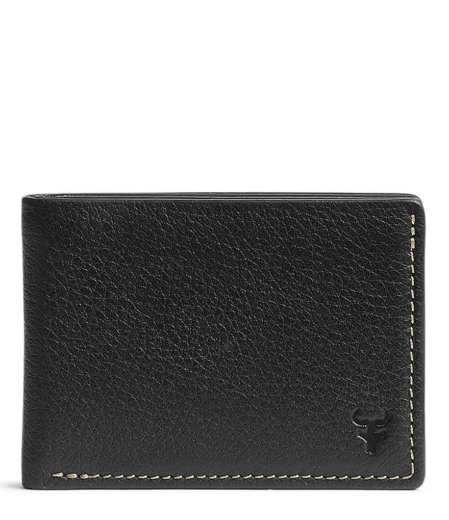 Trask Men's Jackson Norwegian Elk Super Slim Wallet