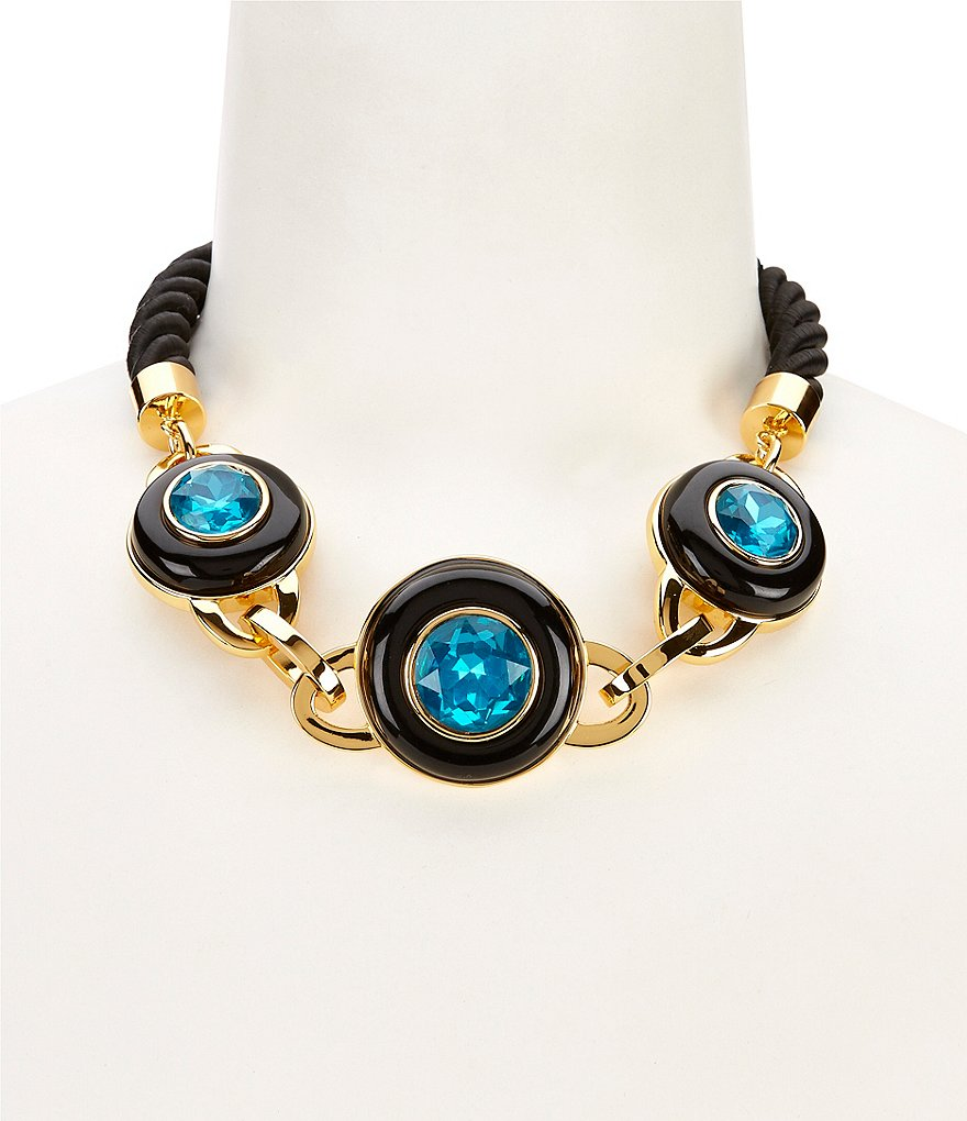 Trina Turk Destination Groove Statement Necklace