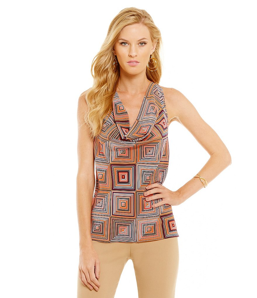 Trina Turk Kourtney Sleeveless Top