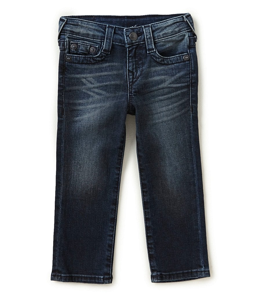 True Religion Little Boys 2T-7 Geno Jeans
