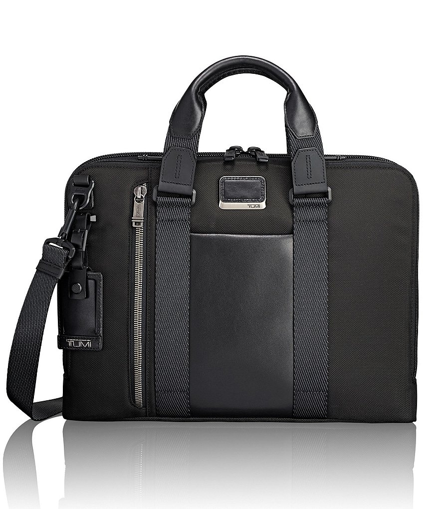 Tumi Bravo Aviano Slim Brief
