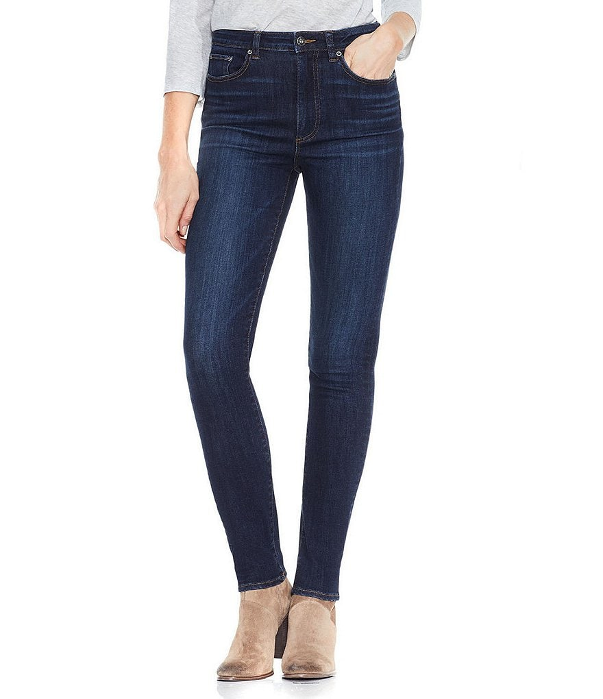 Two By Vince Camuto High-Waisted 5 Pocket Jean