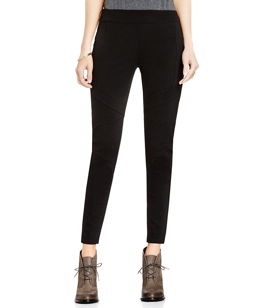 Two by Vince Camuto Ponte Moto Legging