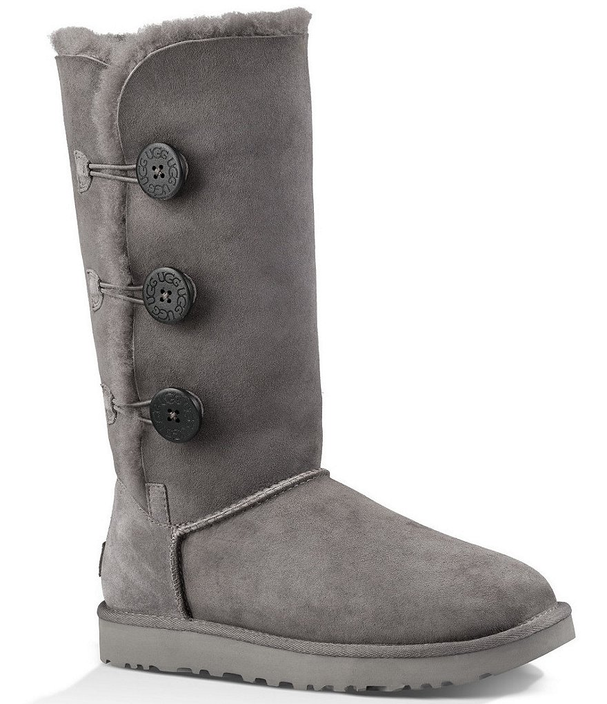 6258b0cbb4d UGG® Bailey Suede Button Triplet II Boots