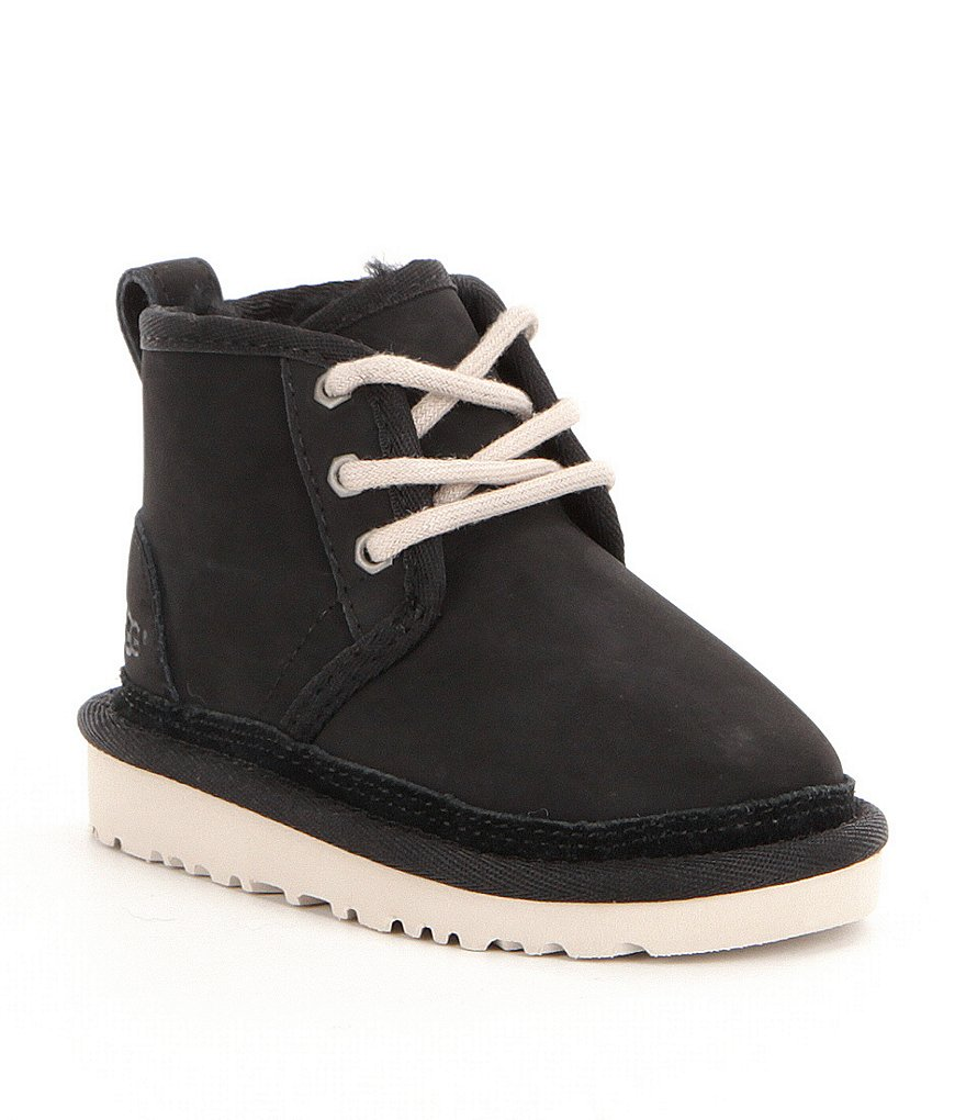 UGG® Boys' Neumel Water Resistant Boots