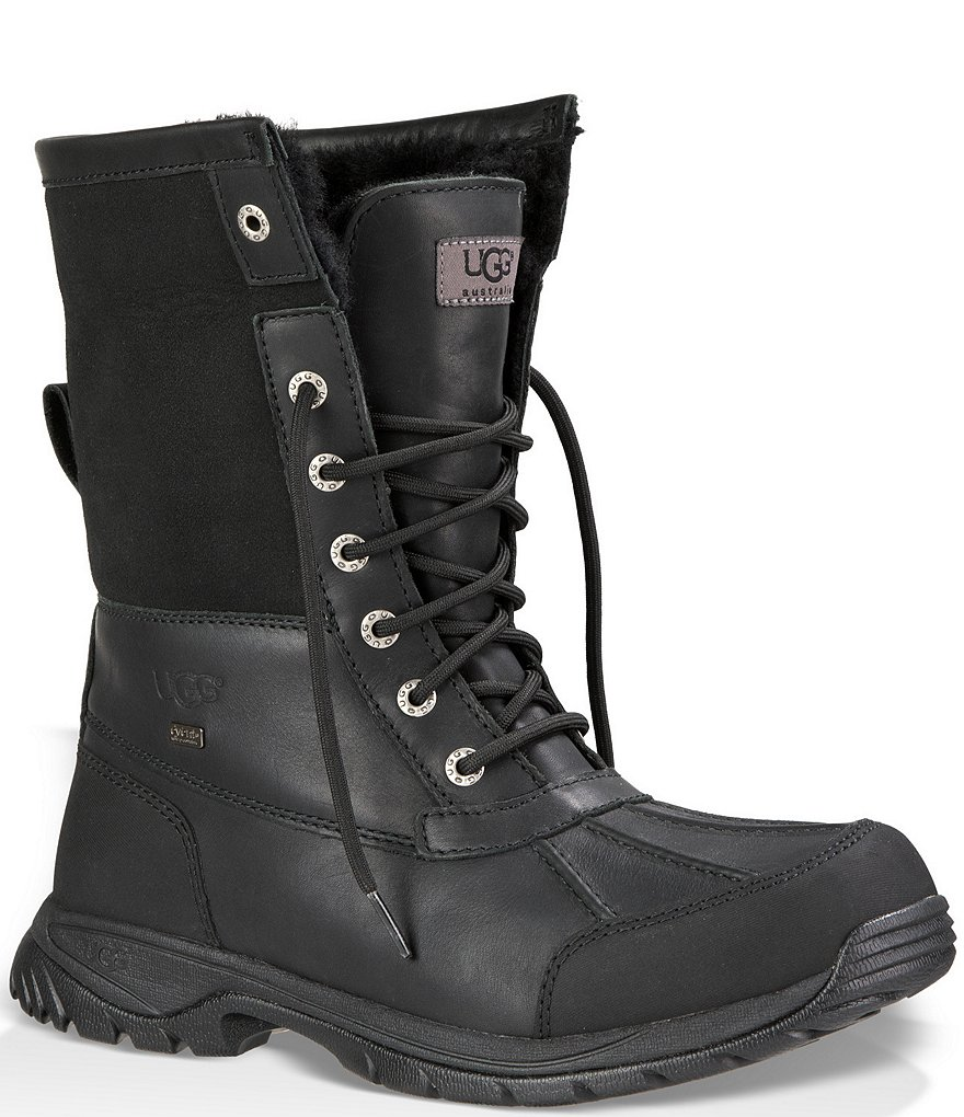 UGG® Butte Waterproof Cold-Weather Boots