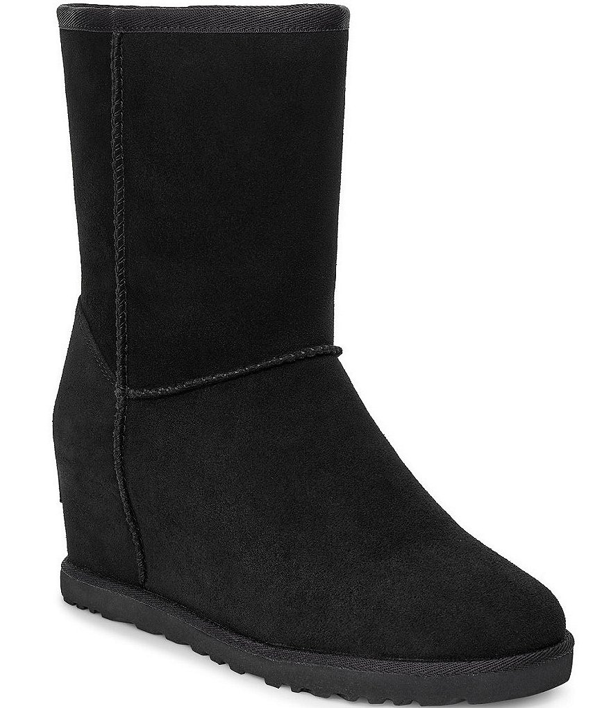 uggs femme laether