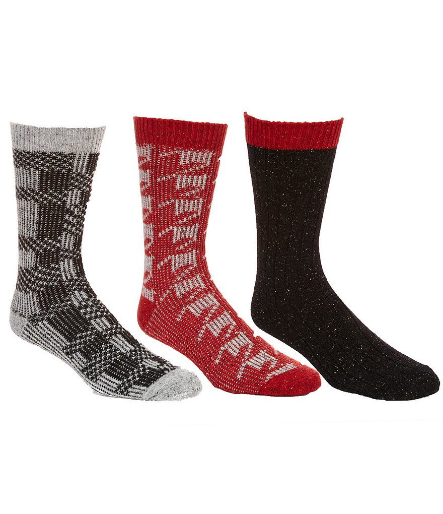 UGG® Crew Sock 3-Pair Holiday Gift Set