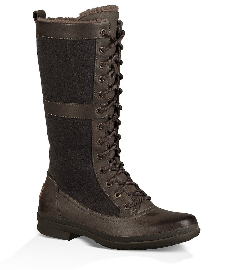 UGG® Elvia Waterproof Cold Weather Boots