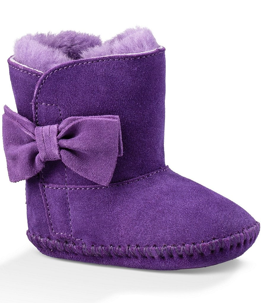 UGG® Girls´ Cabby Crib Shoes