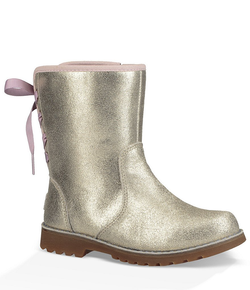UGG� Girls� Corene Metallic Boots
