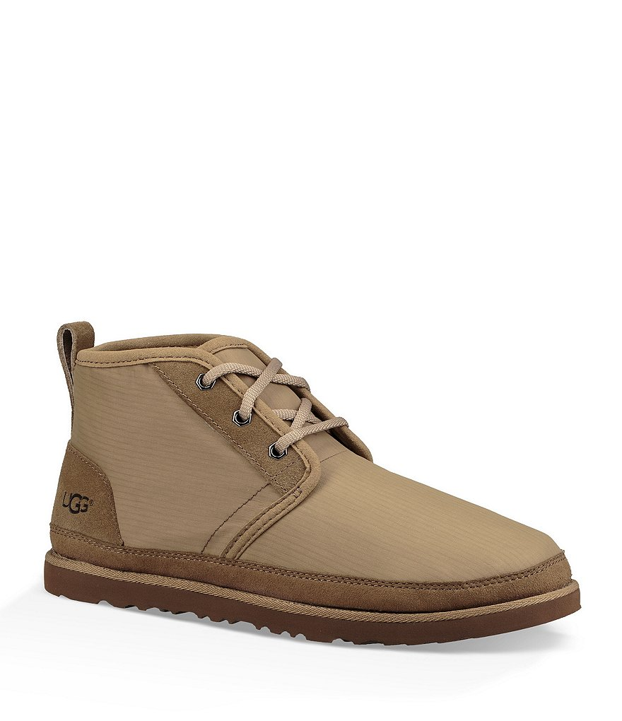UGG® Men's Neumel Nylon and Suede Ripstop Boots