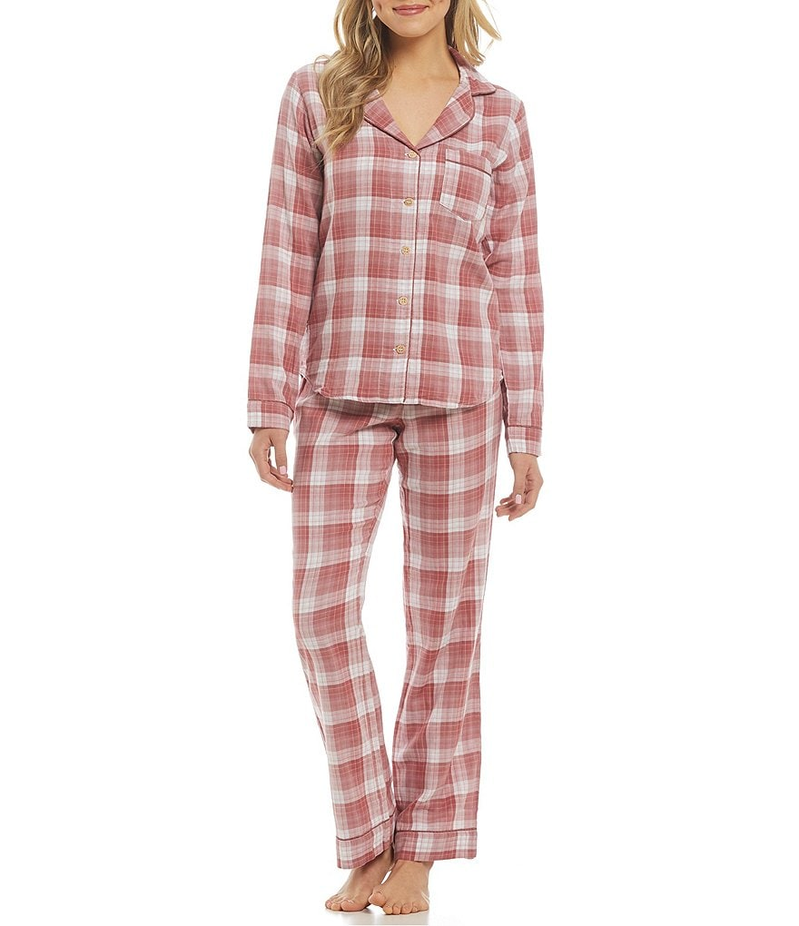 UGG® Raven Plaid Pajamas