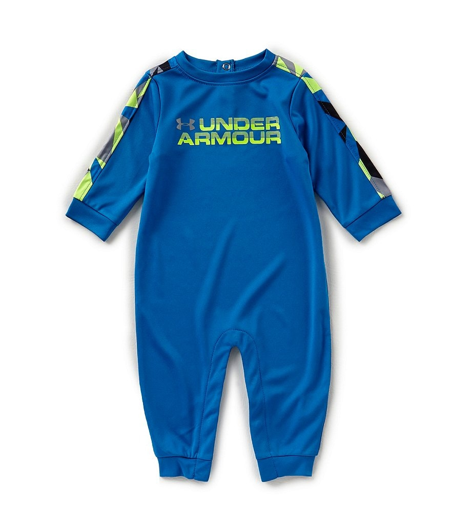 Under Armour Baby Boys Newborn-12 Months Coverall