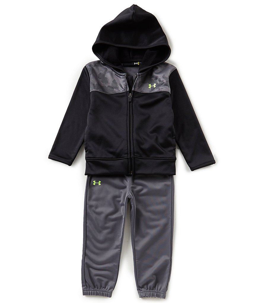 Under Armour Baby Boys Newborn-12 Months Digital City Track Jacket & Pants Set