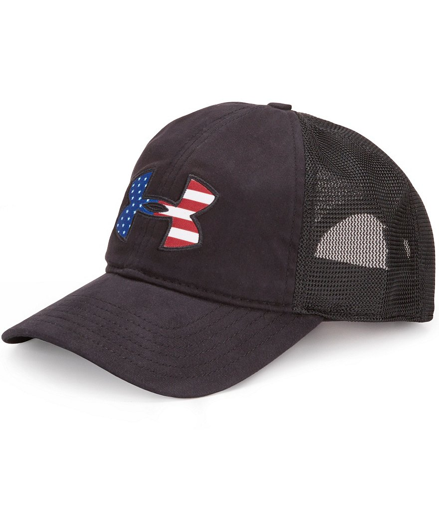 Under Armour Fish BFL Mesh Back Cap