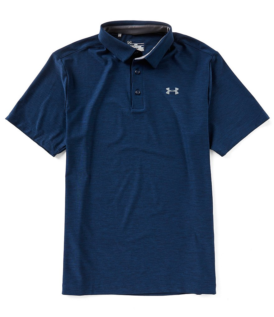Under Armour Golf Tiger Feeder Playoff Polo Shirt