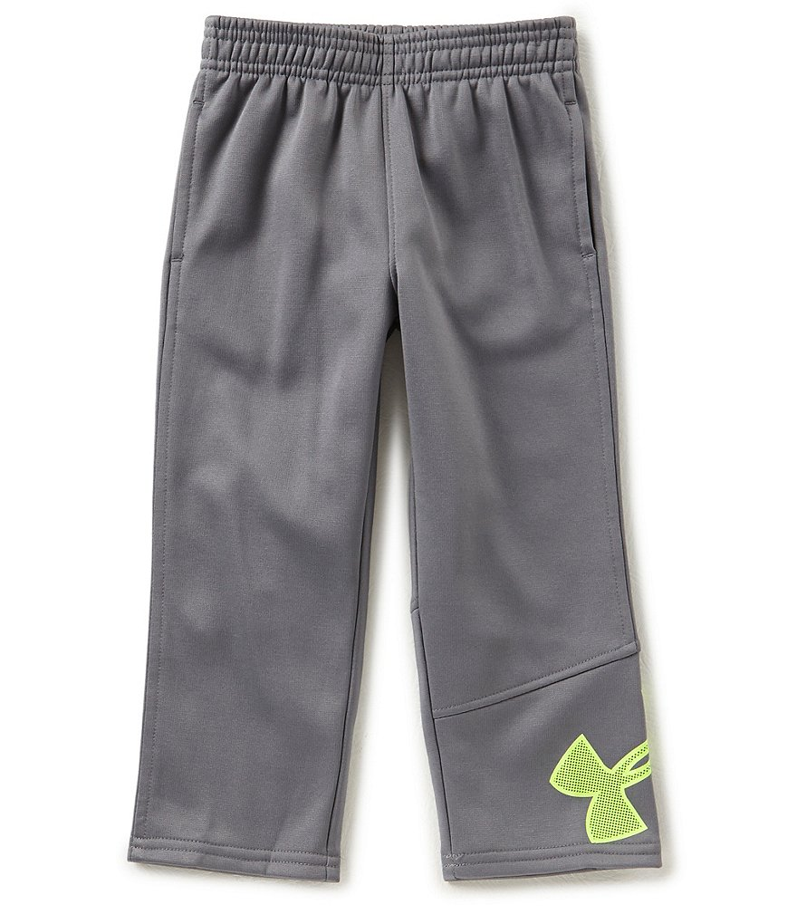 Under Armour Little Boys 2T-7 Big Logo Armour® Fleece Pants