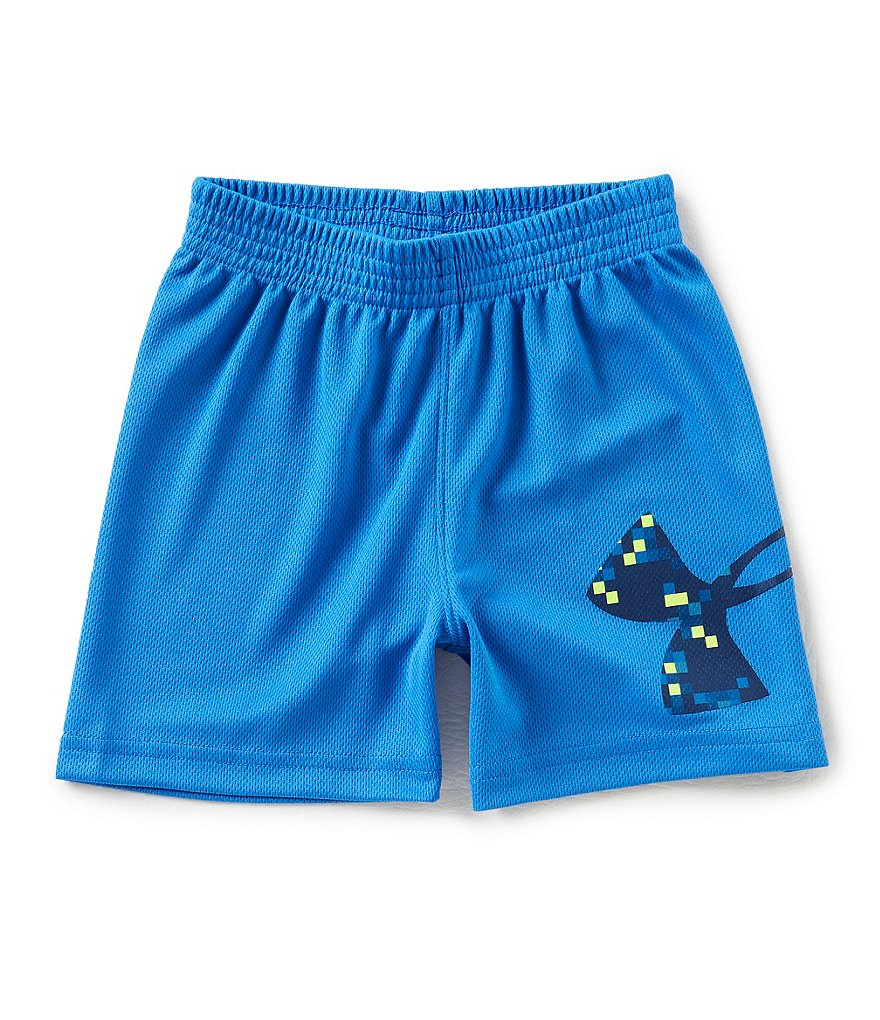 Under Armour Little Boys 2T-7 Digi Camouflage Striker Shorts