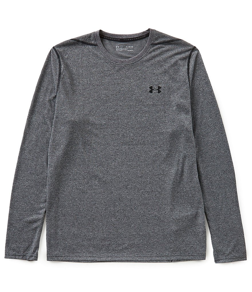 Under Armour Threadborne Long-Sleeve Tee