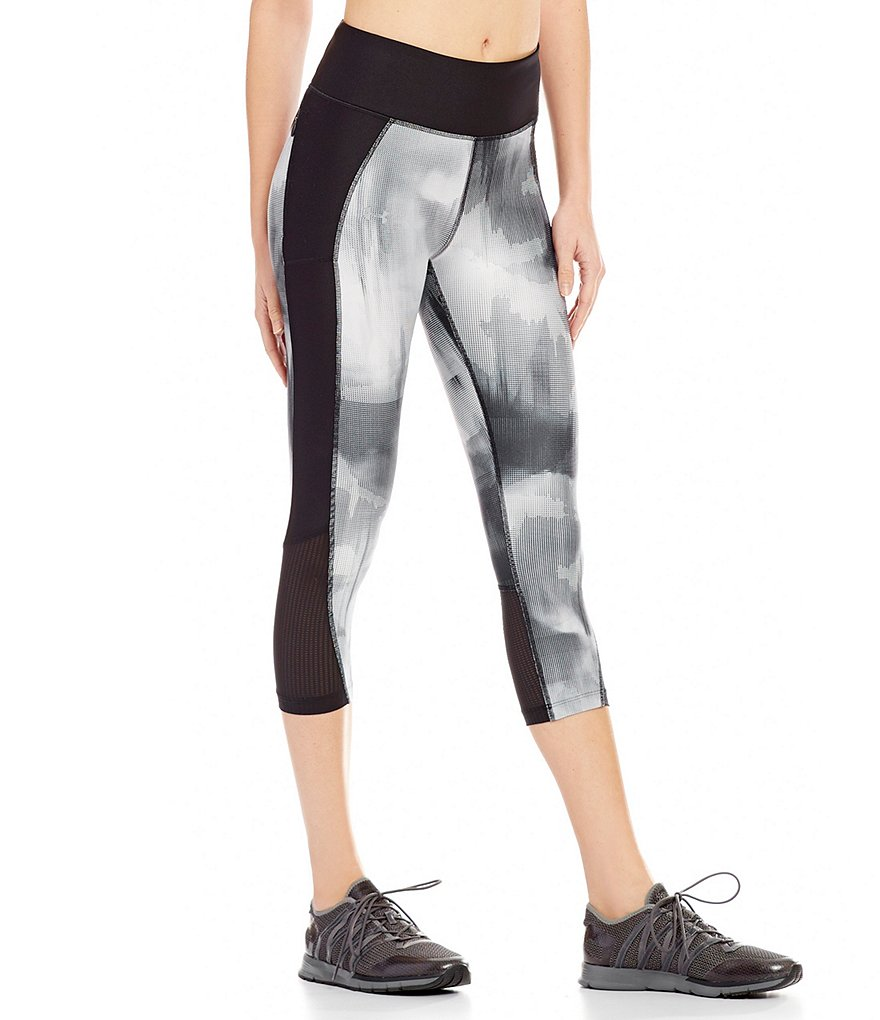 Under Armour UA Fly Printed Run Capri